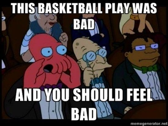 Zoidberg: You should feel bad