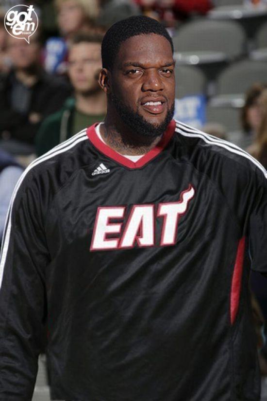 Eddy Curry (H)eat