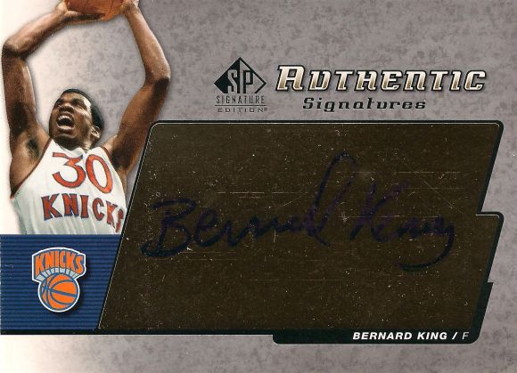 Bernard King Auto
