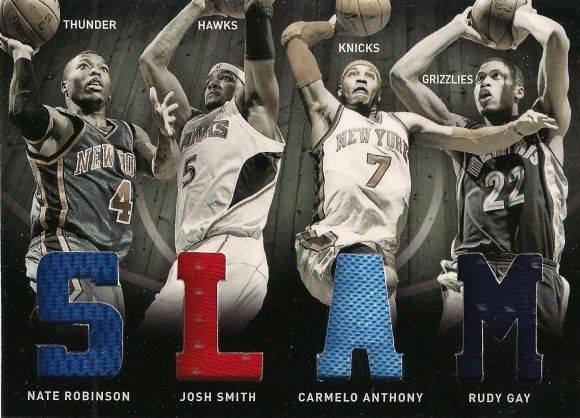 Panini Preferred 2011-12 Slam Dunk