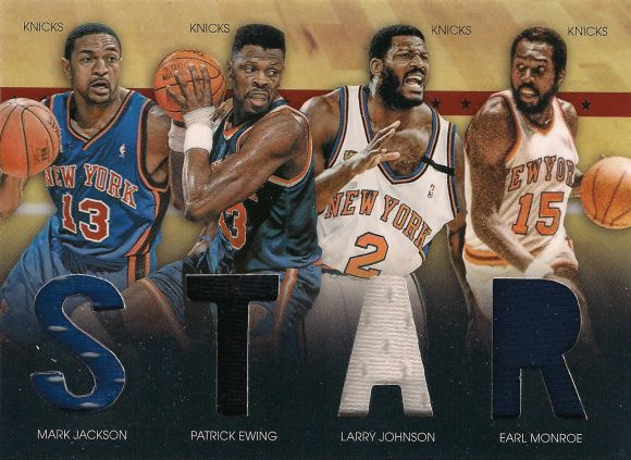 Panini Preferred 2011-12 All Star Knicks
