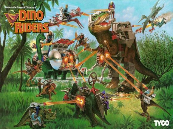 Dino Riders