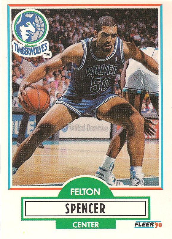Felton Spencer