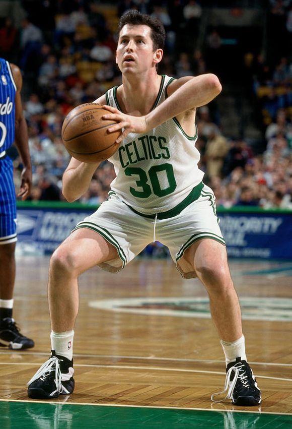 Marty Conlon free throw