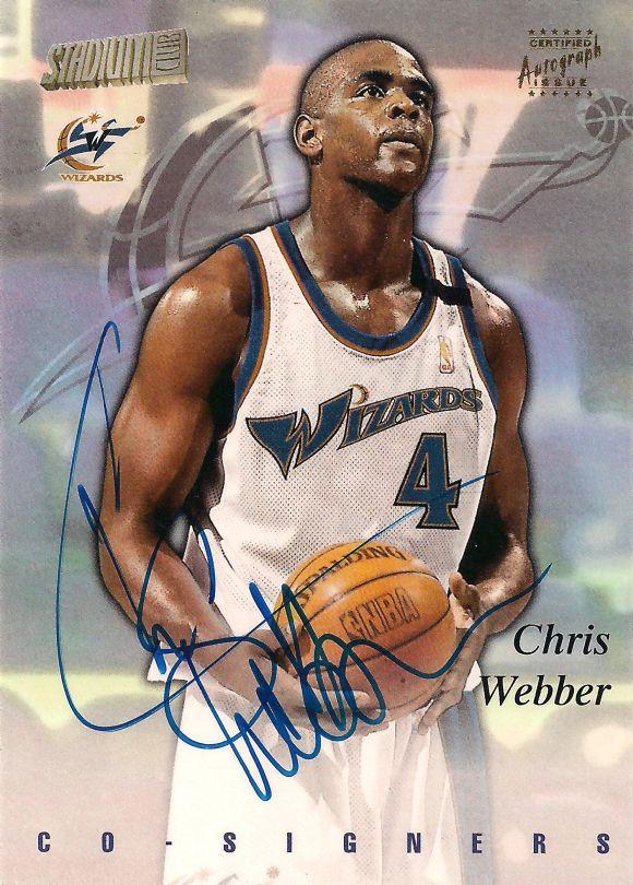 Chris Webber Co-Signers