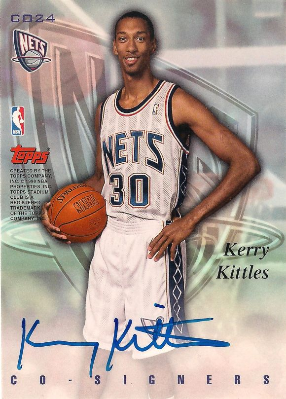 Kerry Kittles Co-Signers