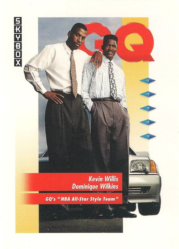 Kevin Willis i Dominique Wilkins