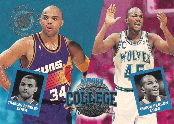 Charles Barkley i Chuck Person