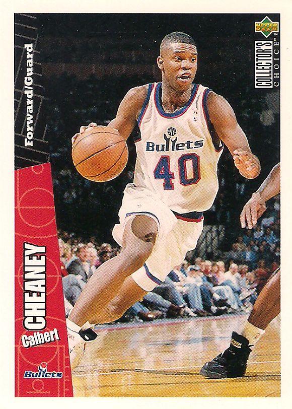 Calbert Cheaney