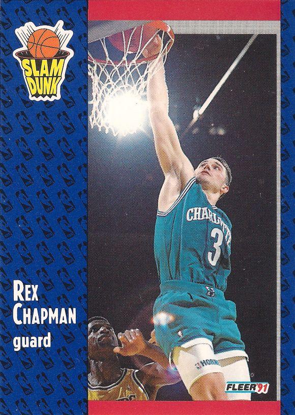 Rex Chapman