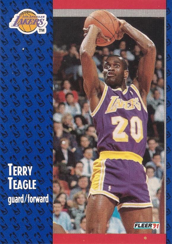 Terry Teagle
